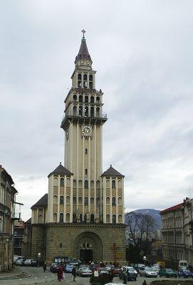 Katedra na Starym Mieście w Bielsku Białej