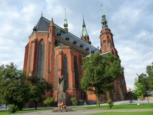 Katedra św.św. Piotra i Pawła w Legnicy