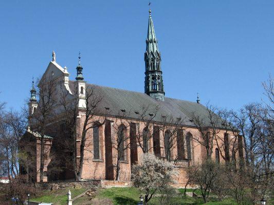 Katedra w Sandomierzu