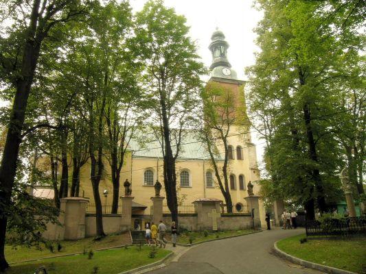 Klasztor bernardynów z kościołem pw. Stygmatów św. Franciszka w Alwernii