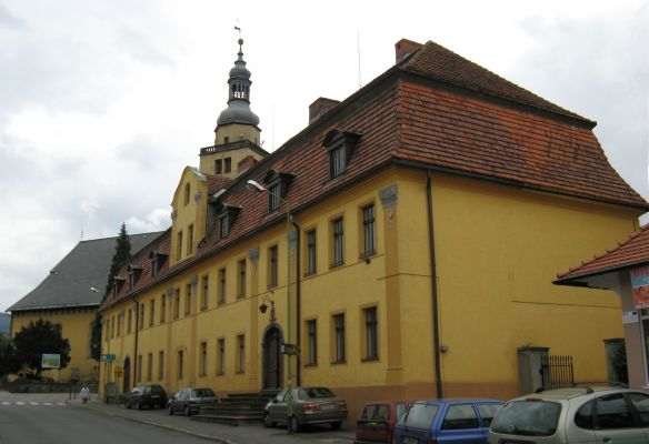 Klasztor franciszkański w Kowarach
