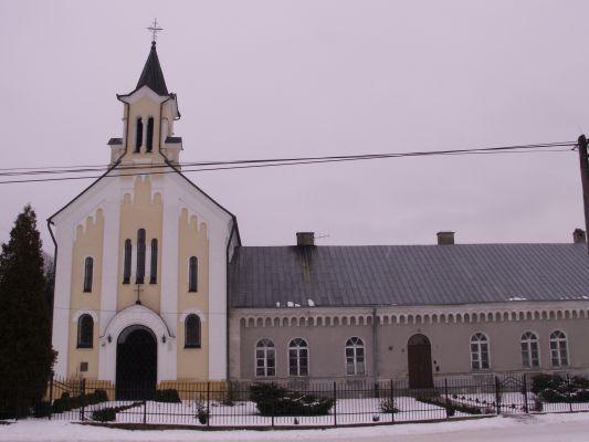 Klasztor i kościół Zgromadzenia Sióstr Dominikanek w Bielinach