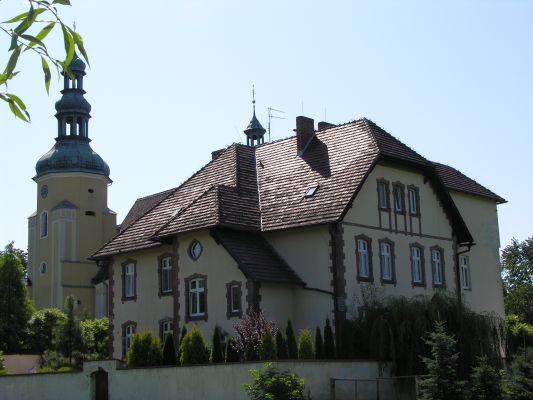 Klasztor Norbertanek w Czarnowąsach