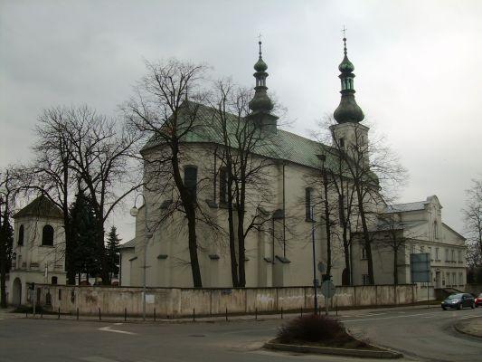 Klasztor oo. Franciszkanów w Radomsku
