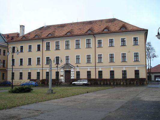 Klasztor redemptorystów w Toruniu, skrzydło płn
