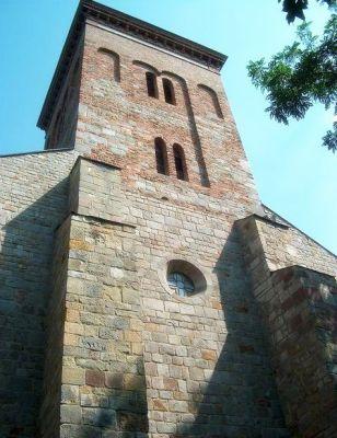 Kolegiata w Kruszwicy -wieża