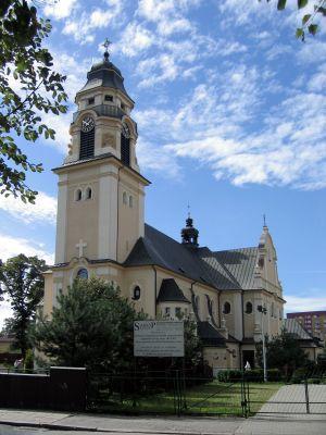 Kościół Bożego Ciała w Bytomiu Miechowicach