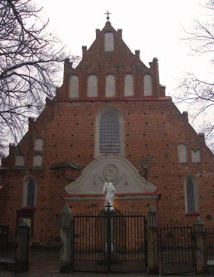Kościół Bożego Ciała w Makowie Mazowieckim
