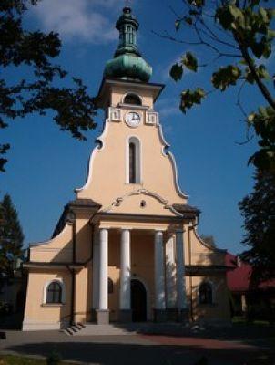 Kościół Chrystusa Króla w Chybiu
