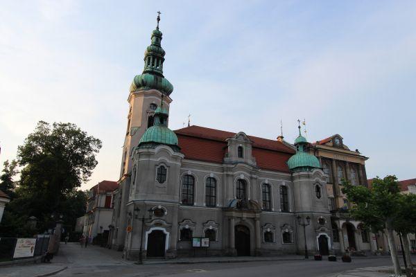 Kościól ewangielicko-augsburski w Pszczynie