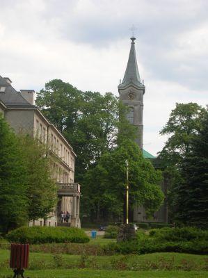 Kościół ewangielicki w Wiśle