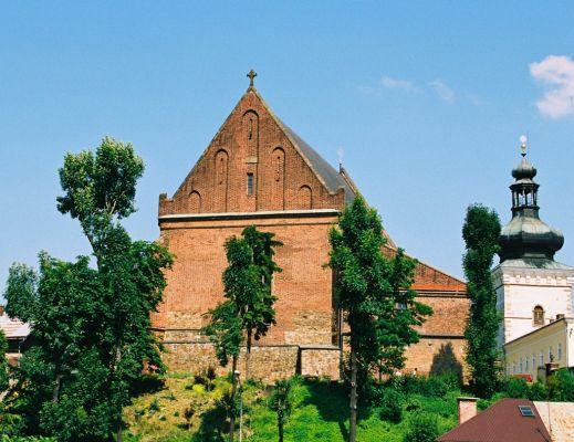 Kościół Farny w Krośnie