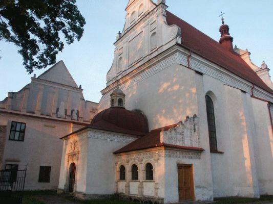 Kościół i klasztor podominikański w Klimontowie