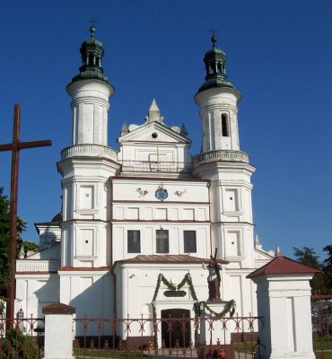 Kościół Królowej Różańca Świętego w Wysokim Kole