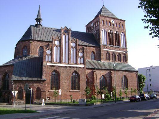 Kościół Matki Boskiej Nieustającej Pomocy w Świdwinie