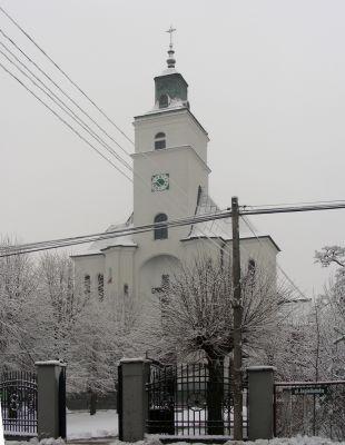 Kościół Matki Bożej Częstochowskiej w Zielonce