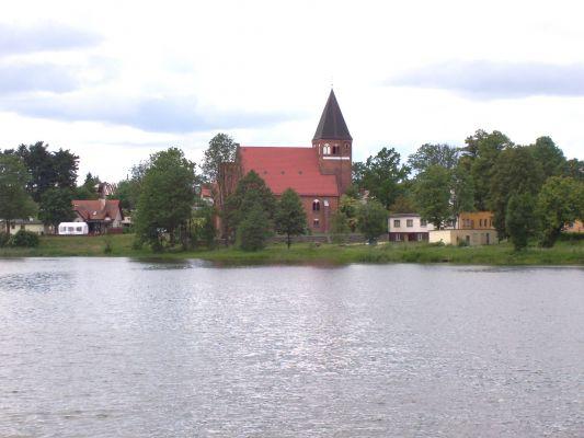 Kościół Matki Bożej Różańcowej w Przywidzu