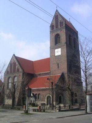 Kościół Matki Bożej Różańcowej w Świętochłowicach