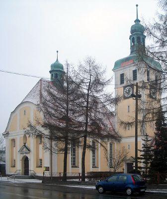 Kościół Najświętszej Marii Panny Nieustającej Pomocy w Nowych Skalmierzycach