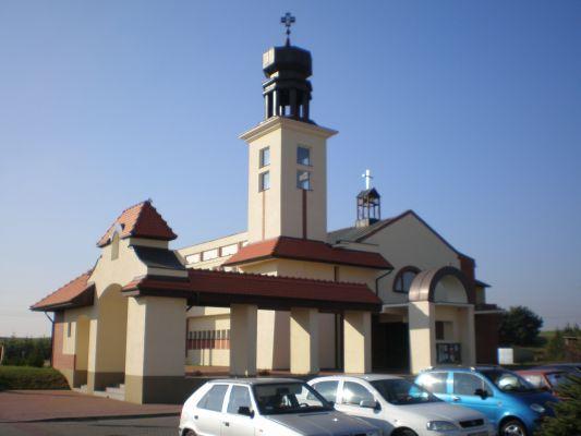 Kościół Najwyższego Arcykapłana Jezusa Chrystusa w Murowanej Goślinie