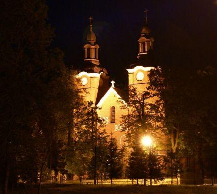 Kościół NNMP w Jeżowem