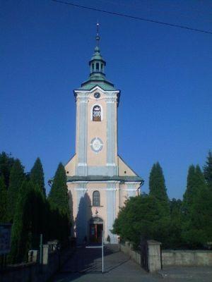 Kościół Opatrzności Bożej w Ligocie