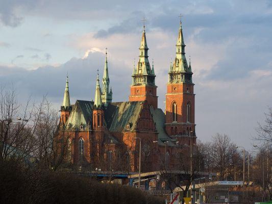 Kościół p.w. Świętego Krzyża, Kielce