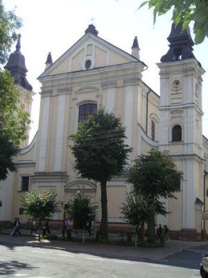 Kościół p.w. Trójcy Świętej w Janowie Podlaskim