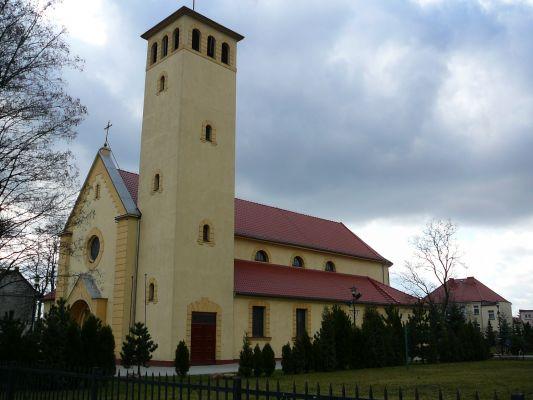 Kościół parafialny pw. św. Jana Bosko w Luboniu