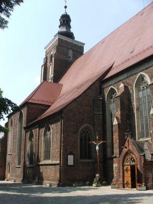 Kościół parafialny pw. św. Piotra i Pawła w Namysłowie
