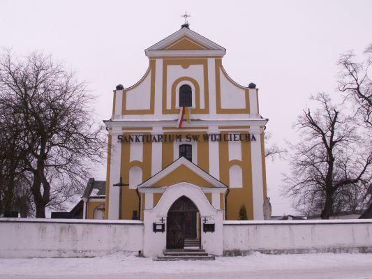 Kościół parafialny w Bielinach