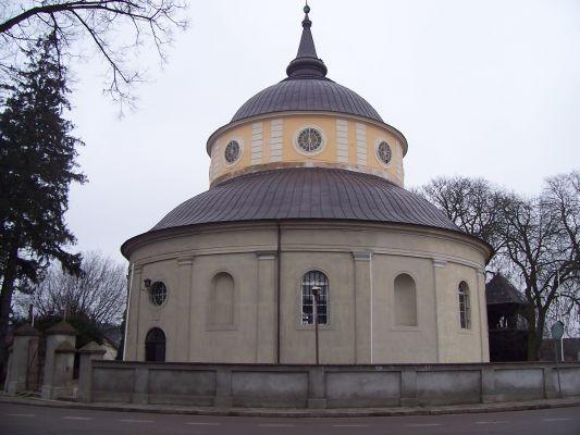 Kościół parafialny w Parkowie