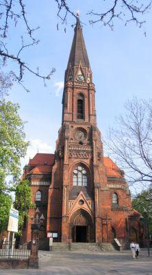 Kościół Piotra i Pawła w Katowicach
