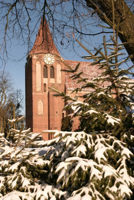 Kościół Podwyższenia Krzyża Świętego w Pruszczu Gdańskim