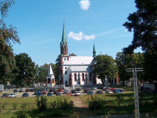 Kościół Przemienienia Pańskiego w Woli Żarczyckiej