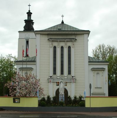 Kościół pw Matki Boskiej Królowej Polski w Jabłonnie