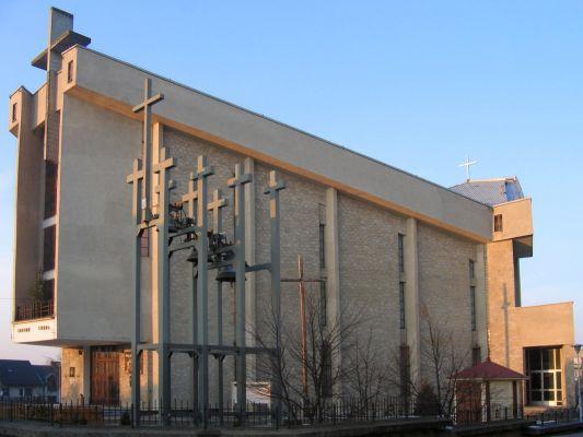 Kościół pw. Ducha Świętego w Staszowie