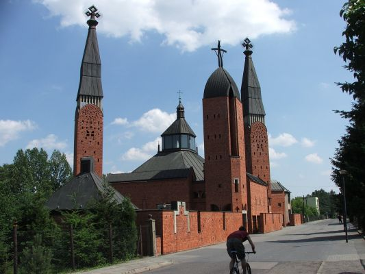 Kościół pw. Jezusa Chrystusa Odkupiciela w Czechowicach-Dziedzicach