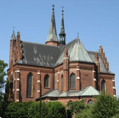 Kościół pw. Najświętszego Serca Pana Jezusa - Turek