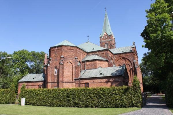Kościół pw. Niepokalanego Poczęcia NMP w parafii św. Izydora w Markach