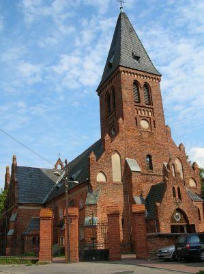 Kościół pw. św. Anny w Sztumie