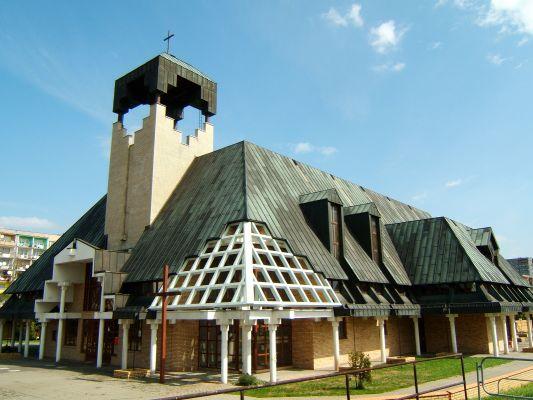 Kościół pw. św. Barbary w Bykowinie