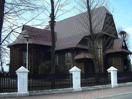 Kościół pw. św. Jacka w Borze Zapilskim