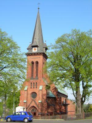 Kościół pw. św. Jerzego w Mszanie