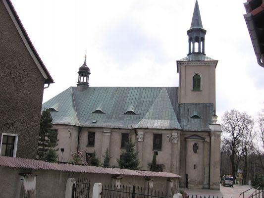 Kościół pw. Św. Katarzyny Aleksandryjskiej w Toszku