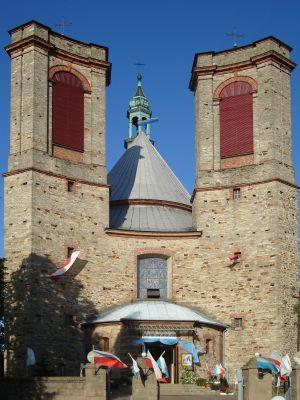 Kościół pw. św. Trójcy w Fałkowie