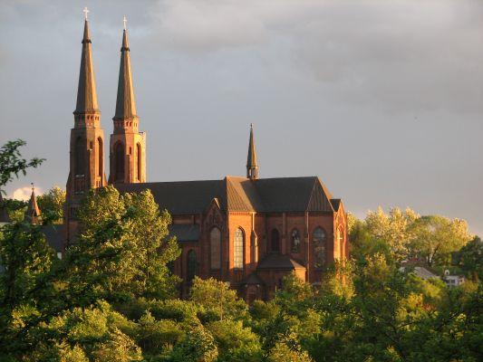 Kościół św Joachima w Sosnowcu Zagórzu