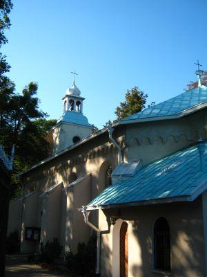 Kościół cmentarny św. Anny w Tarnowskich Górach