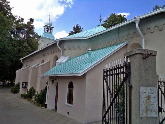 Kościół cmentarny pw. św. Anny w Tarnowskich Górach
