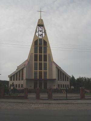 Kościół św. Brata Alberta w Skarżysku-Kamiennej